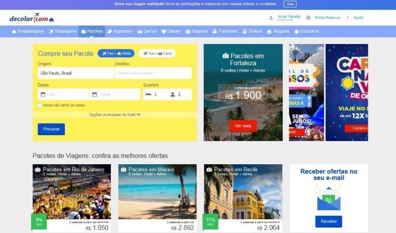Demandan a la filial brasileña de Despegar.com por 14 M €