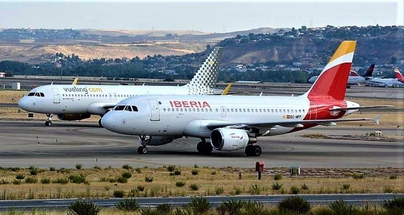 Dos aerolíneas de IAG, las low cost más puntuales del mundo en enero