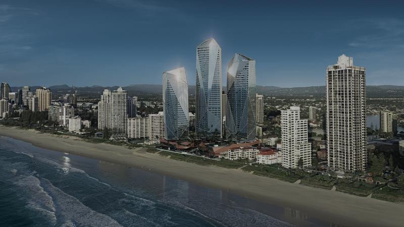El Wanda Vista Hotel contará con una inversión superior a los 700  millones de euros.