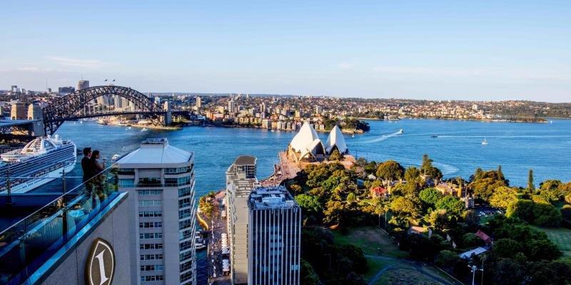InterContinental Sydney tendrá 509 habitaciones y unas vistas únicas.