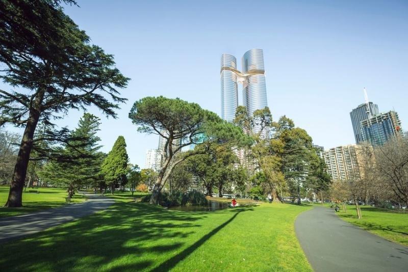 El proyecto de Shangi-la no abrirá hasta 2022.