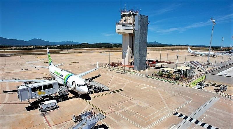 Aeropuerto de Girona.
