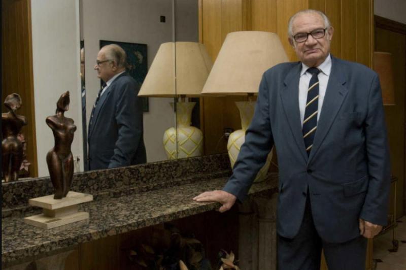 Fallece Josep Carreras Feixas, fundador de la Asociación Hotelera de Girona. FOTO: Diario de Girona