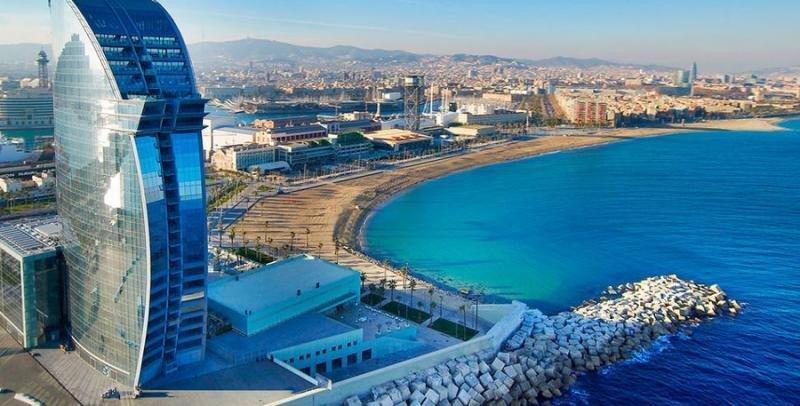 Los hoteles de Barcelona perdieron 50 M € en el último trimestre de 2017