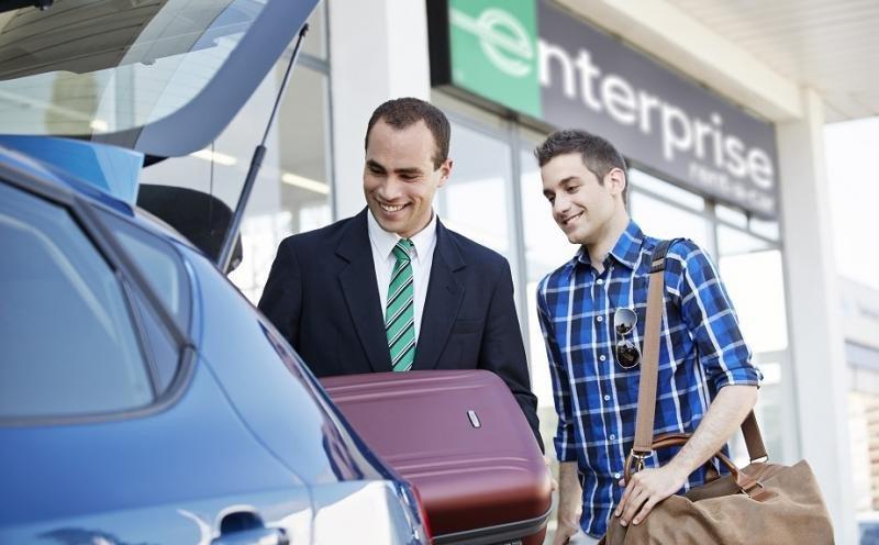 Enterprise desembarca en Finlandia con una nueva marca