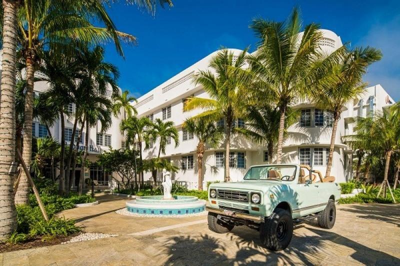 Axel Hotels desembarca en los Estados Unidos con un hotel en Miami