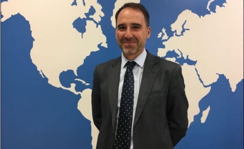David Villarino, nuevo director de Viajes Carrefour.