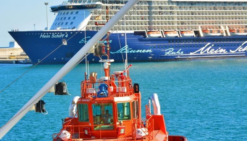 Los puertos de Baleares cerraron 2017 con un 9% más de cruceristas