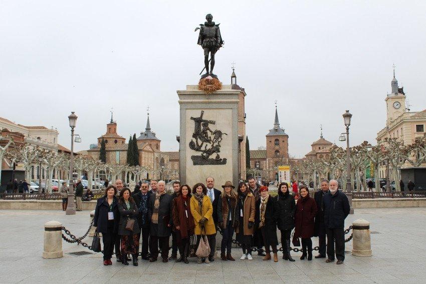 Alcalá de Henarés acogió la celebración de la edición número 30 del congreso de OPC España.