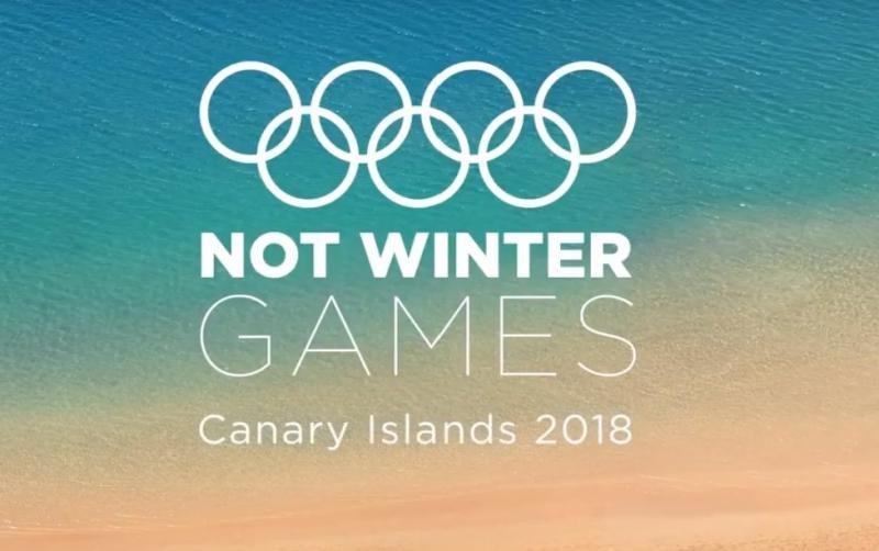 Canarias organiza los No Juegos Olímpicos de Invierno