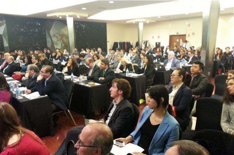 Cumbre de directores de hotel en Madrid