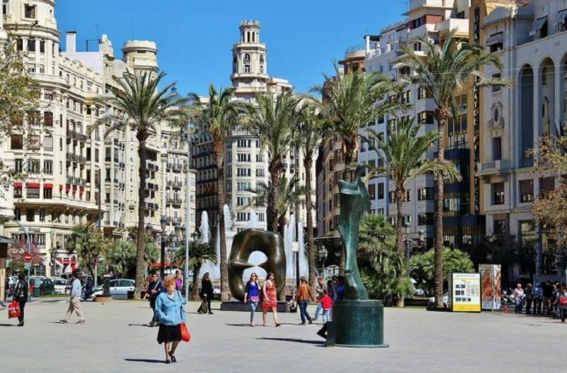 Moratoria turística en el centro de Valencia
