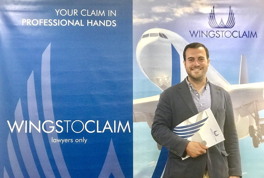Carlos Corbalán, CEO de Wings to Claim.