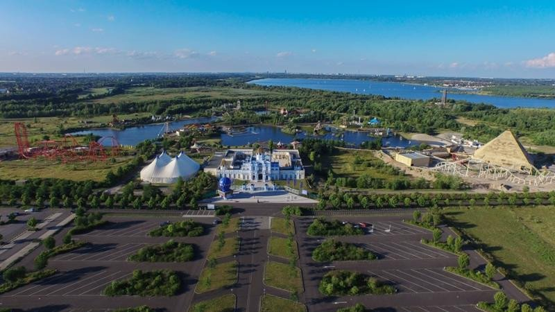 Este es Belantis, la nueva adquisición alemana de Parques Reunidos.