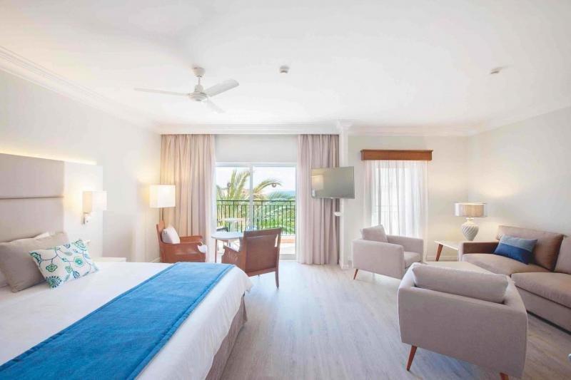 El grupo esta reposicionando un buen número de hoteles propios para incluirlos en TUI Blue.