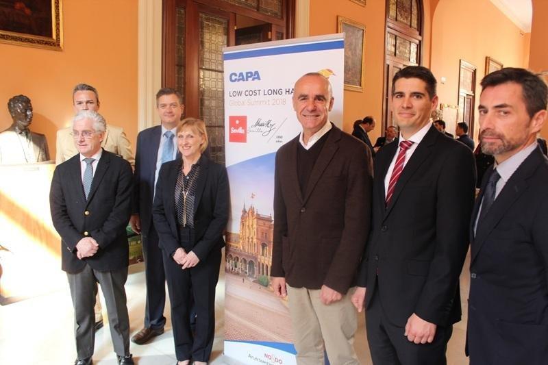 Presentación del congreso que se organizará en Sevilla en octubre.