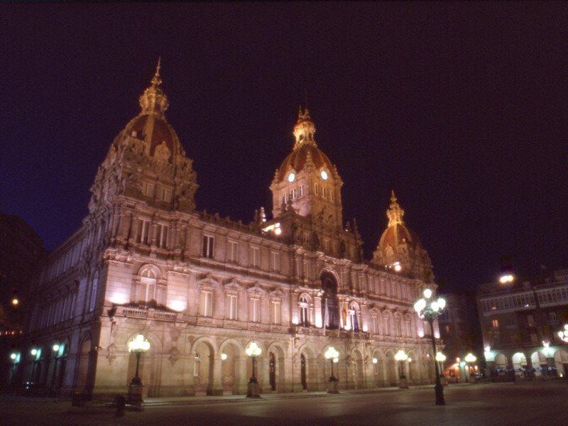 Ayuntamiento de A Coruña.