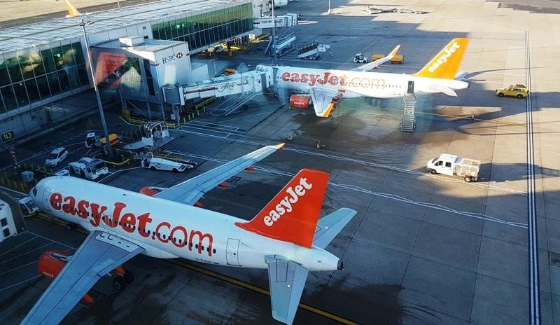 EasyJet operará la nueva ruta Niza-Tenerife Sur