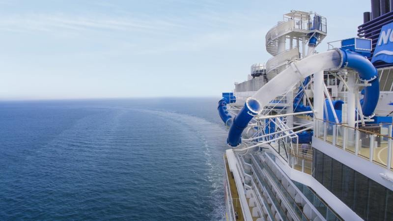 Norwegian Bliss.