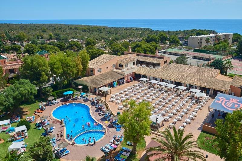 HYB Eurocalas Mallorca.
