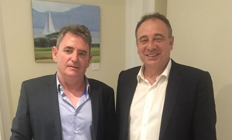 Pepe de Luna, nuevo presidente de la Asociación Hotelera de Playa de Muro