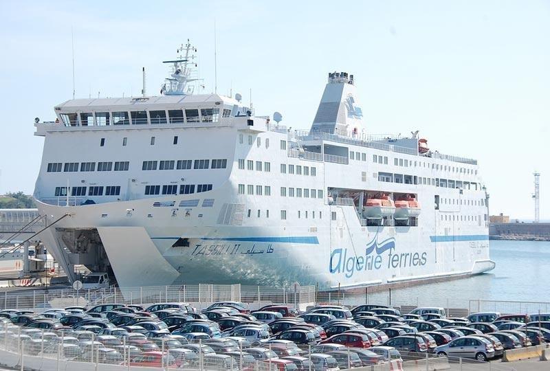 El buque Tassili 2