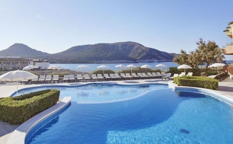 En Mallorca la subida de la demanda es de tres dígitos. Hotel THB Guya Playa Class. Foto: Expedia.