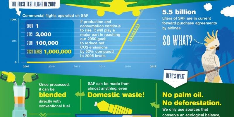Infografía: IATA