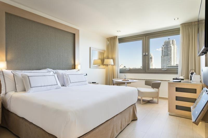 Meliá Madrid Princesa es un claro ejemplo de los hoteles reposicionados en 2017.