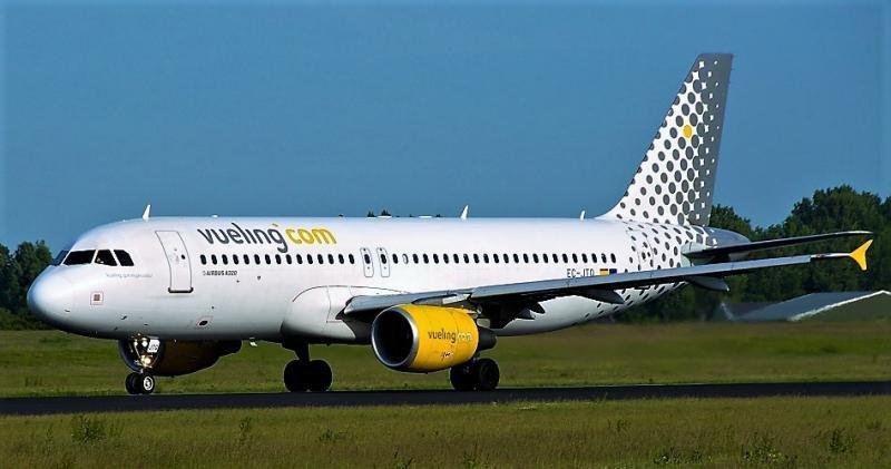 Vueling prevé alcanzar en Barcelona-El Prat una cuota del 37% en verano