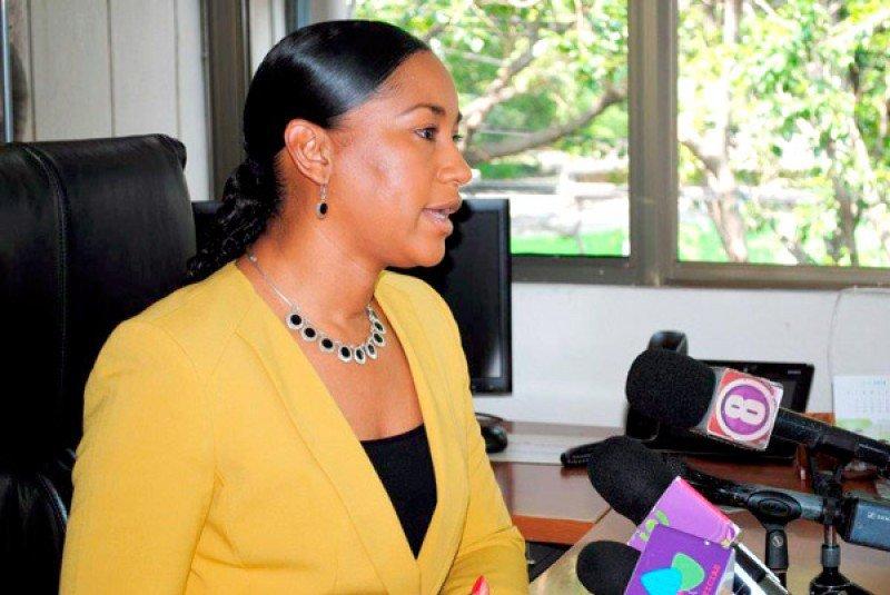 Anasha Campbell, codirectora del Intur de Nicaragua. Foto: Intur