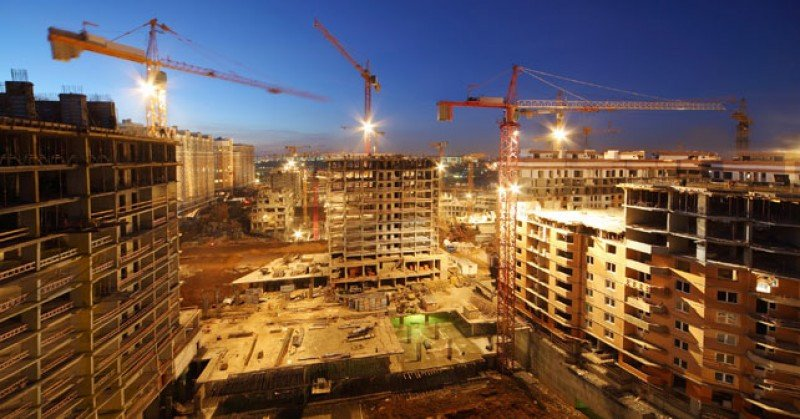Construcción en Argentina. Foto: Arquimaster.