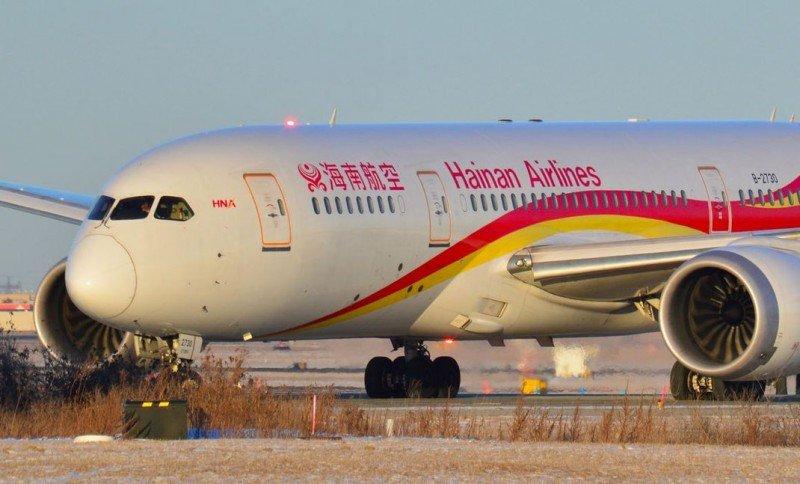 Con Hainan Airlines se abre el primer vuelo directo de Pekín a Latinoamérica