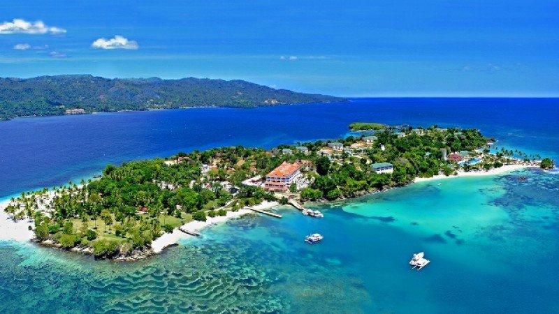 Luxury Bahía Príncipe Cayo Levantado.