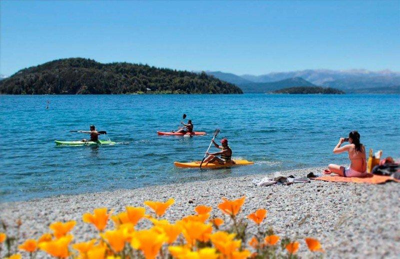 Turistas de enero dejan US$ 35,9 millones en Bariloche