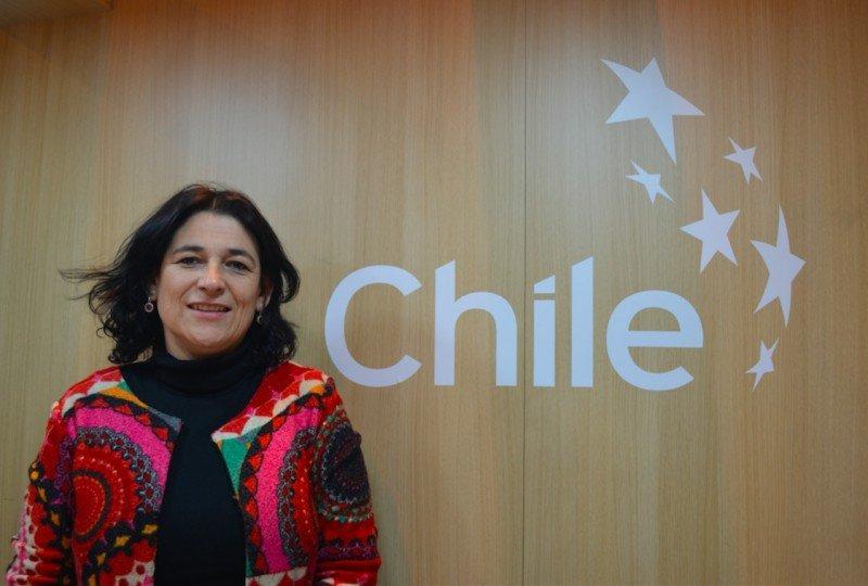 Javiera Montes, subsecretaria de Turismo de Chile.