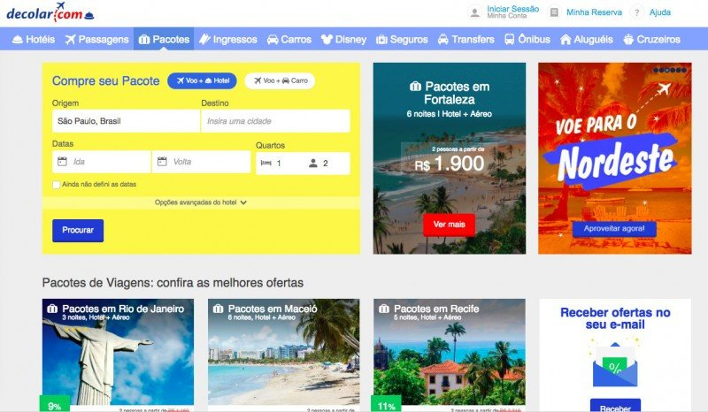 Demandan por US$ 17 millones a la filial brasileña de Despegar.com