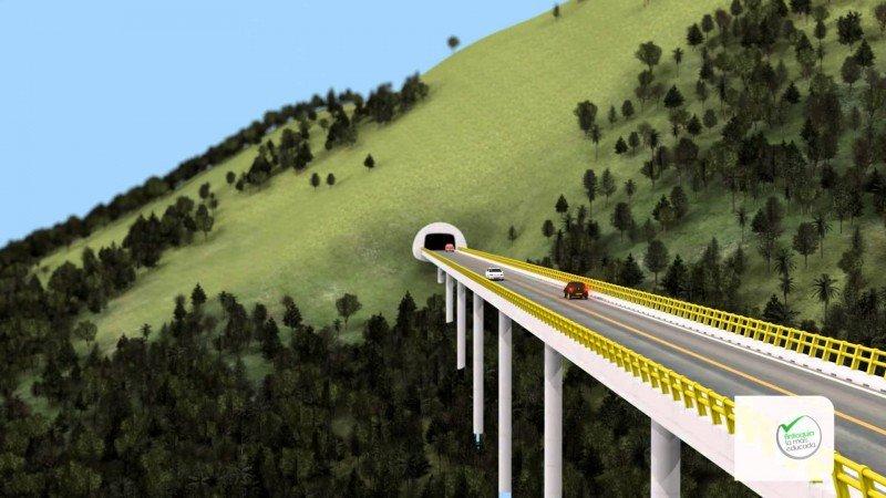 El túnel más largo de Latinoamérica será construido en Colombia
