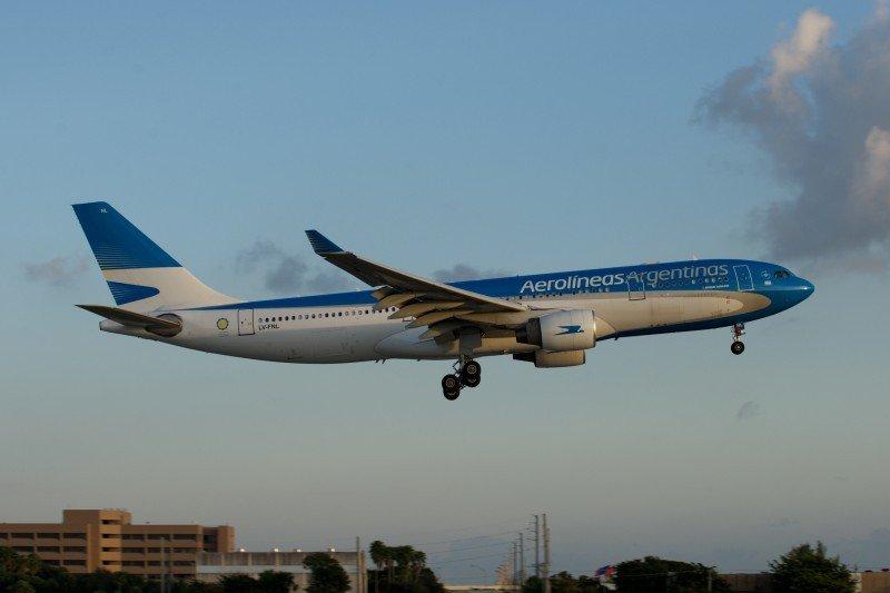 Aerolíneas Argentinas suma frecuencias a Madrid y vuelo a Punta Cana