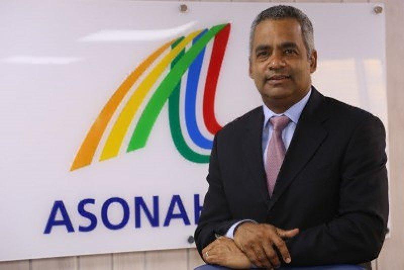 Joel Santos, presidente de Asonahores.