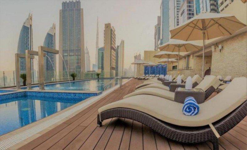 Gevora Hotel: por un metro es el más alto del mundo