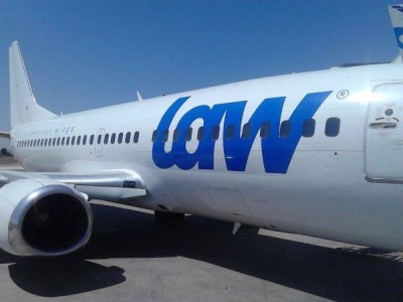 Aerolínea LAW demandada por Defensa al Consumidor de Chile
