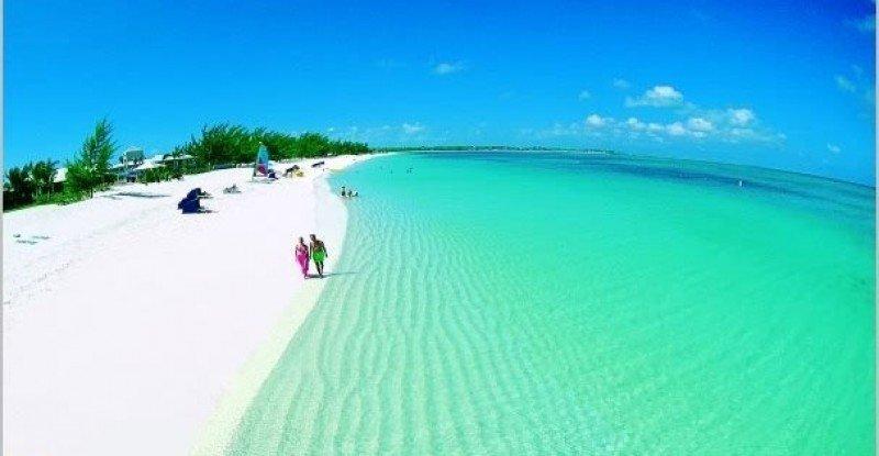 Grace Beach, en Providenciales (Turcas y Caicos) es la playa que encabeza el ranking.
