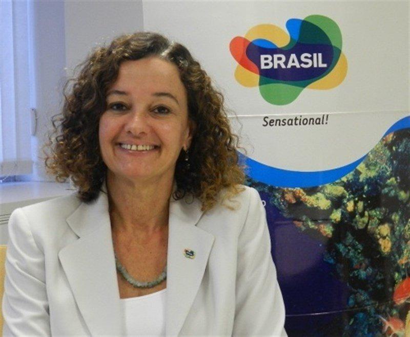 Coordinadora de Productos y Destinos del Instituto Brasileño de Turismo (Embratur), Leila Holsbach. Foto: Notimerica.