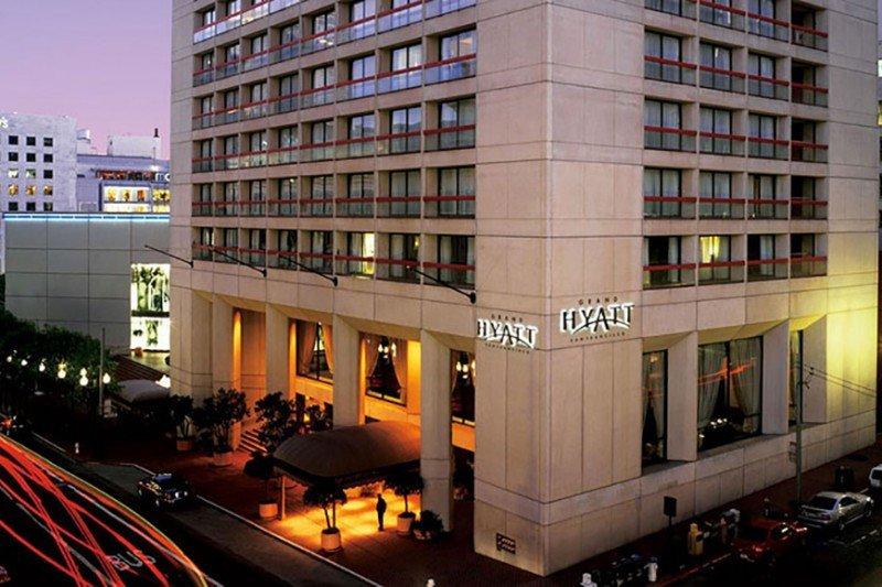 Grand Hyatt San Francisco.