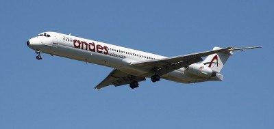 Paritarias 2018: Aeronavegantes y Andes llegan a un acuerdo