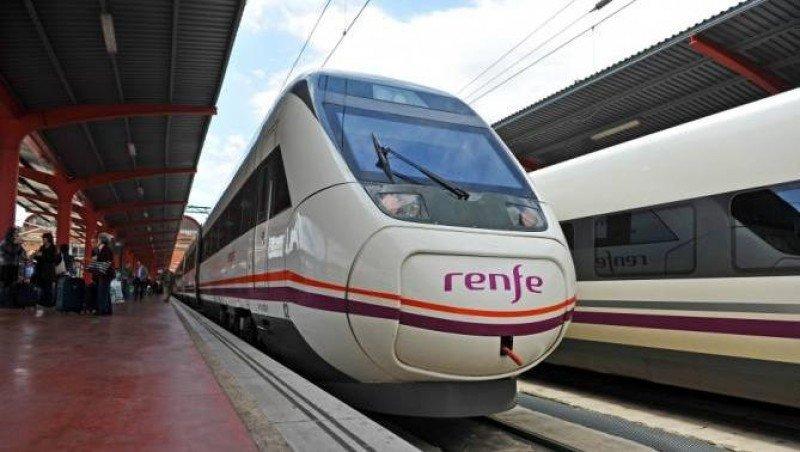 Renfe había cancelado más de 100 trenes para este viernes ante la convocatoria de los paros.