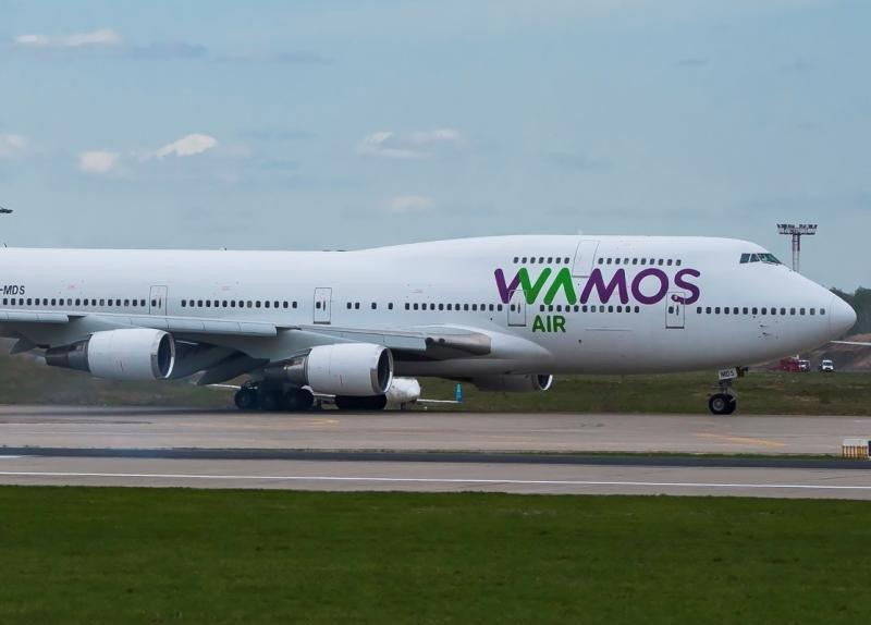Wamos Air reabre la ruta Madrid-Guatemala en 2018