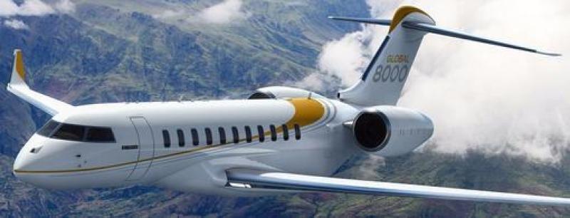 Modelo de avión Bombardier. Imagen: https://en.wikipedia.org/w/index.php?curid=56211819