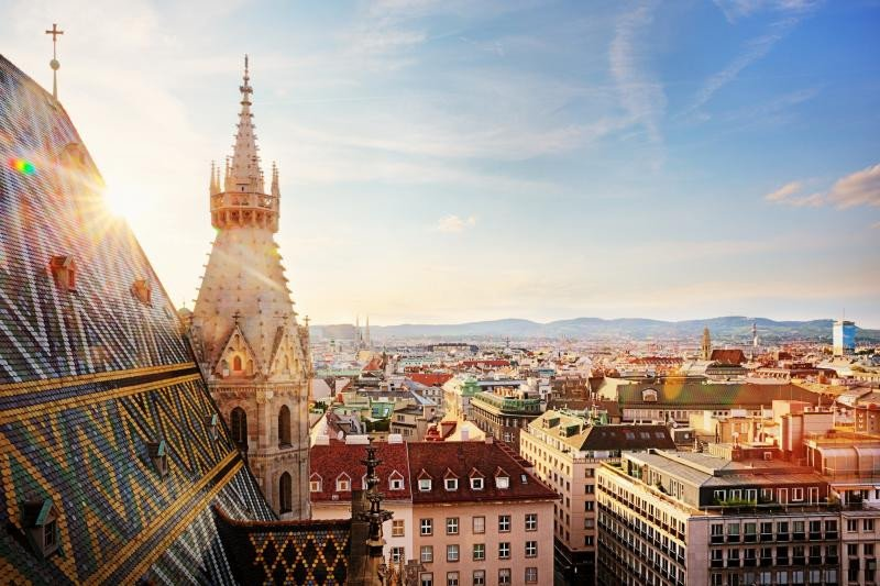 Viena brilla por sus buenos resultados. Foto: Kremslehner Hotels.